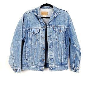 Levi's | Vintage Light Wash Denim Jean Jacket L